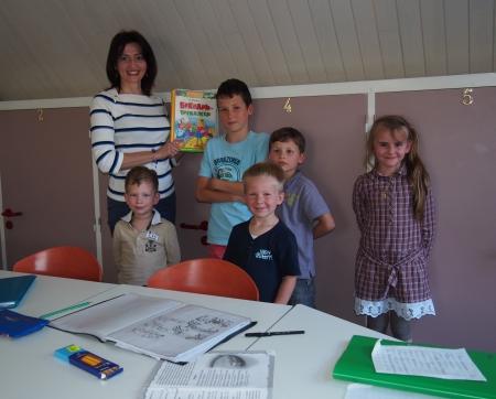 Atelier     pour     enfants     russophones 2014-2015