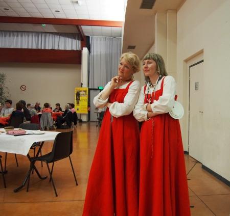 Repas russe (24 avril 2015)